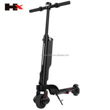 5.5inch Two Wheels All Terrain Bluetooth Off Road el Scooter with LED Lights