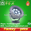 high quality IP68 fountain light led pool light 9w