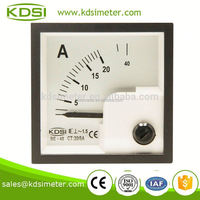Taiwan technology BE-48 AC20 / 5A ampere meter