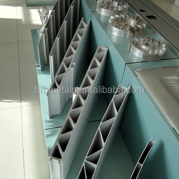 China Extruded Aluminum Profile Supplier
