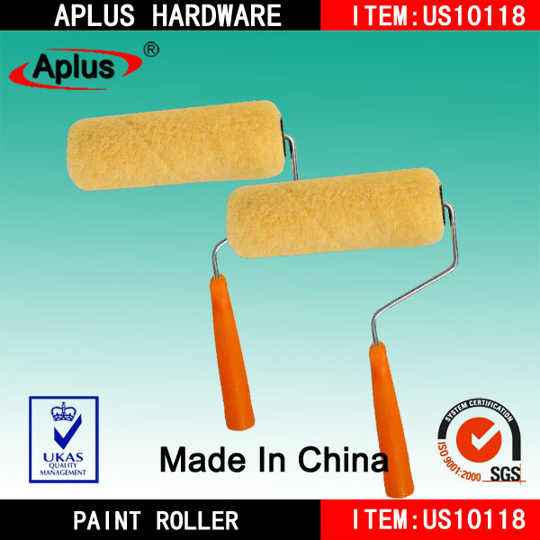 smooth finish decorative tools pattern paint roller