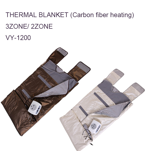 VY-1200 Hot Sale 3 Zone Blanket Burn Belly Fat/ Whole Body Sculpting Apparatus