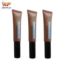New Design 10ml 15 ml Plastic Lip Gloss Tube packaging with brush