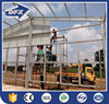 Easy Fast Structural Steel Building Erection