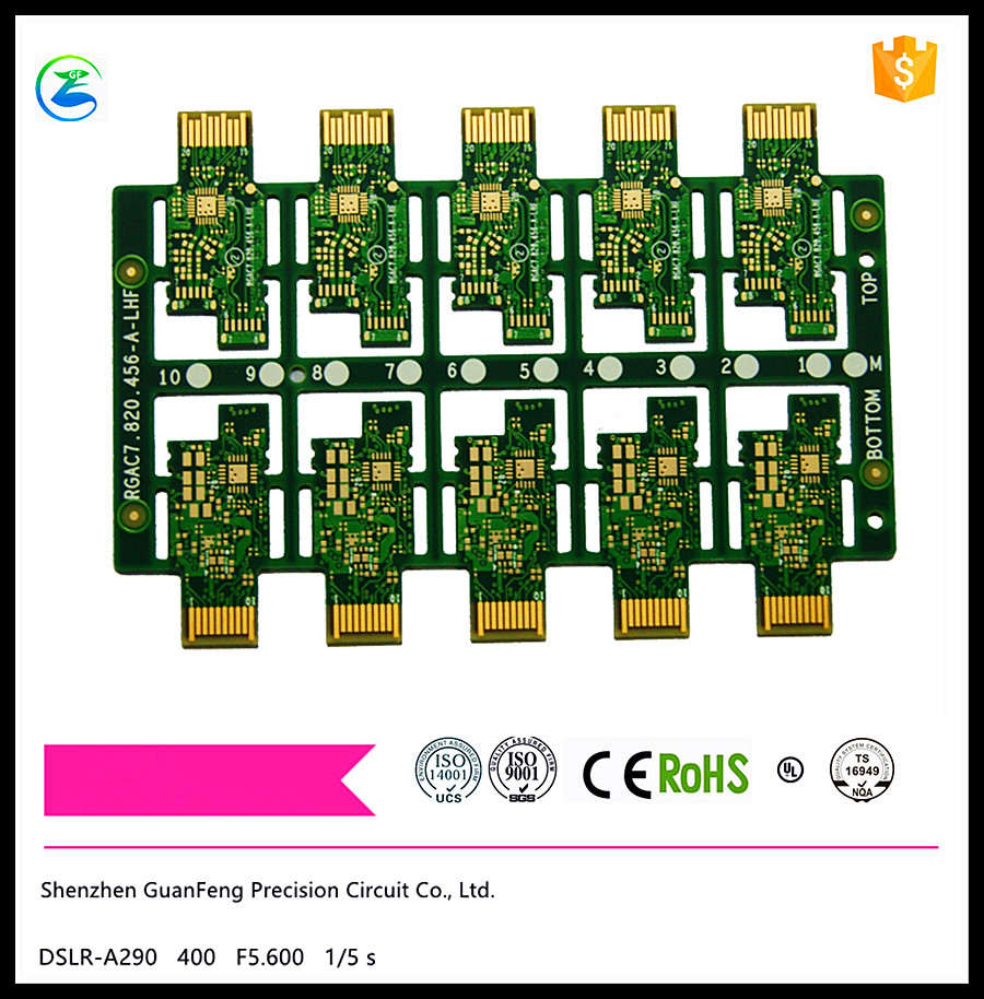 China FR4 rigid PCB circuits board for <strong>android</strong> <strong>tv</strong> box