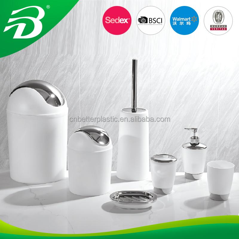 Plastic Bathroom Set Plastic Bathroom Accessories Buy