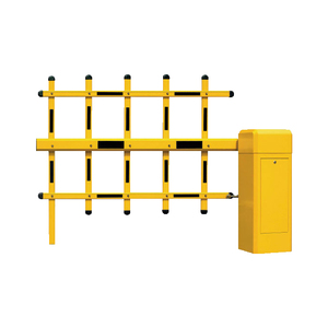 RFID Card Reader Security Retractable Parking Fencing Barrier Solution Gate,Intelligent Traffic Barrier