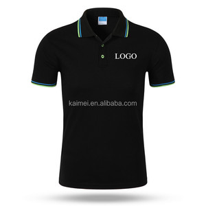 design your own custom polo shirt cotton polyester mens polo shirt high quality clothing factory in China