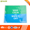 250gsm glasses microfibre wiping cloth