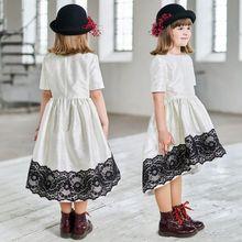 92b7ca1adee Black And White Children Dress
