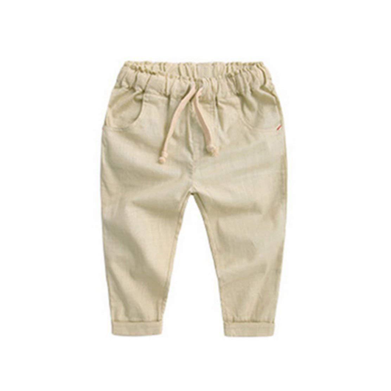 96ba0b9b83e9 Get Quotations · daqinghjxg Spring Boy Kids Harem Pants Children Lovely  Toddler Candy Color Trousers