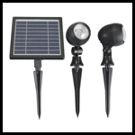 16LED Light Solar with 180lumens for Outdoor Lighting