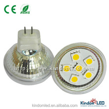 Super mini 230V LED bulb 1W MR11 MR12 G4 DC12V LED spotlight
