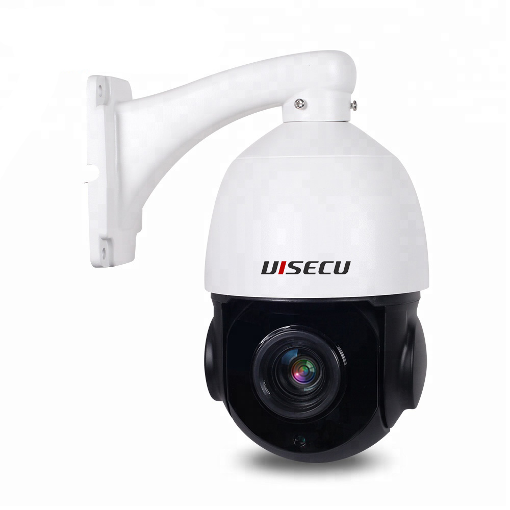 POE IP Mini Speed 돔 Camera H.265/H.264 HD 5.0MP PTZ IP Camera 30x 줌 Camera Support PoE Function 야외 방수 4 인치
