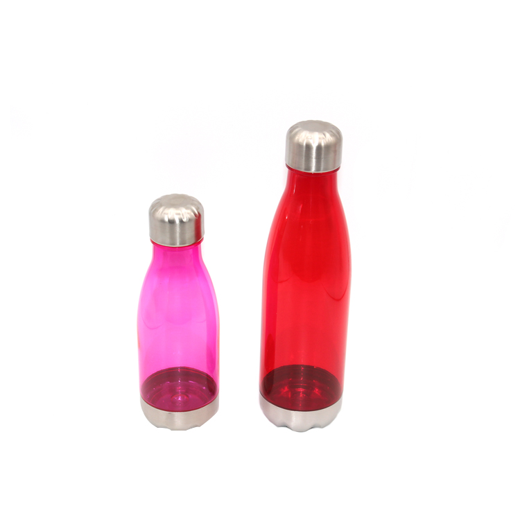 Fashion New Design Sport Tritan Plastic Water Bottle