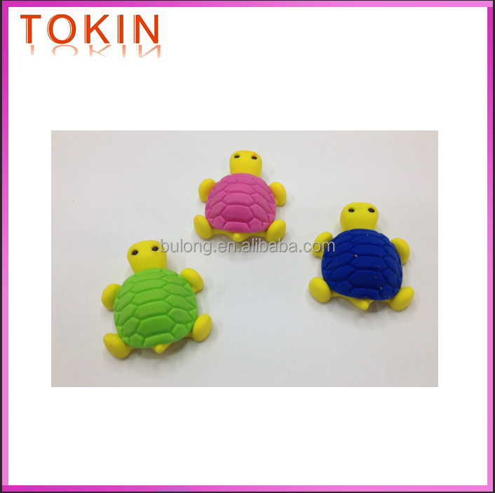 2014 new product cool rubber eraser for kids' toys