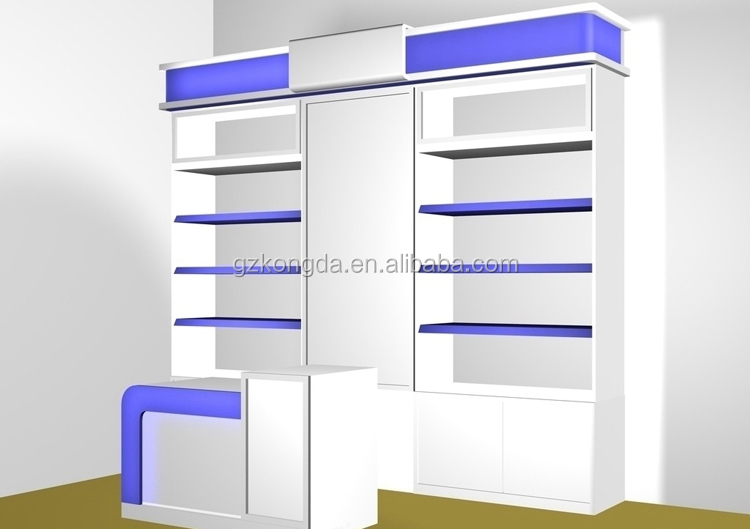 Beautiful Mobile Shop Interior Design Ideas Gallery