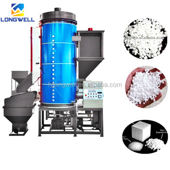 New Auto Continuous EPS Polystyrene Foam Balls Making Machine