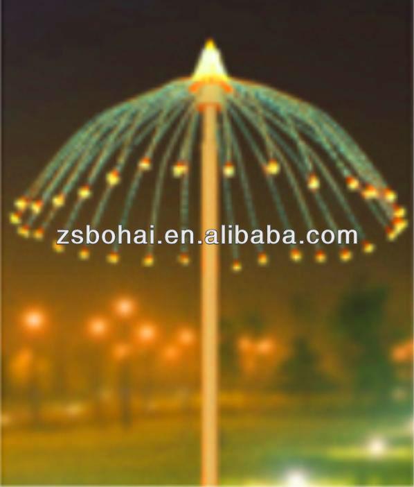 Umbrella Shape Led Firework Lights