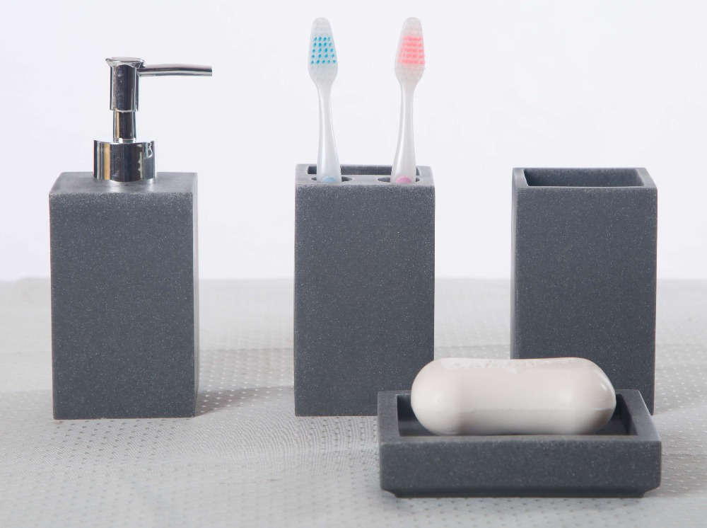 Bathroom Accessories Grey natural stone bathroom accessories, natural stone bathroom