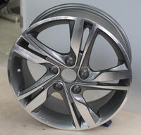 15'' 16 '' 17 '' sport wheel /alloy rim with pcd 5x114.3