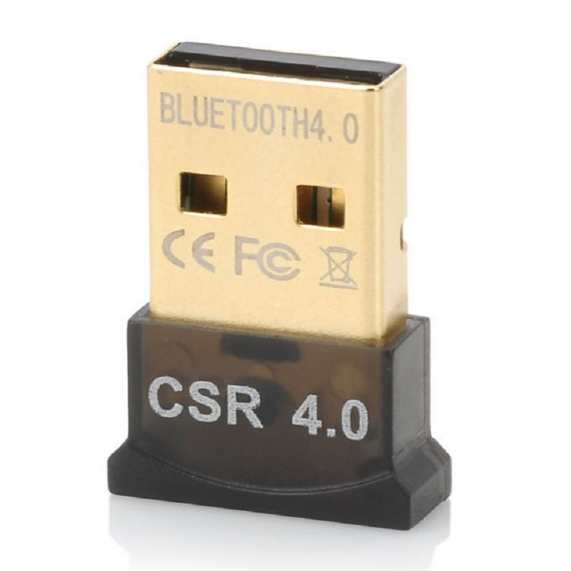 Mini USB inalámbrico Bluetooth CSR 4,0 Dongle