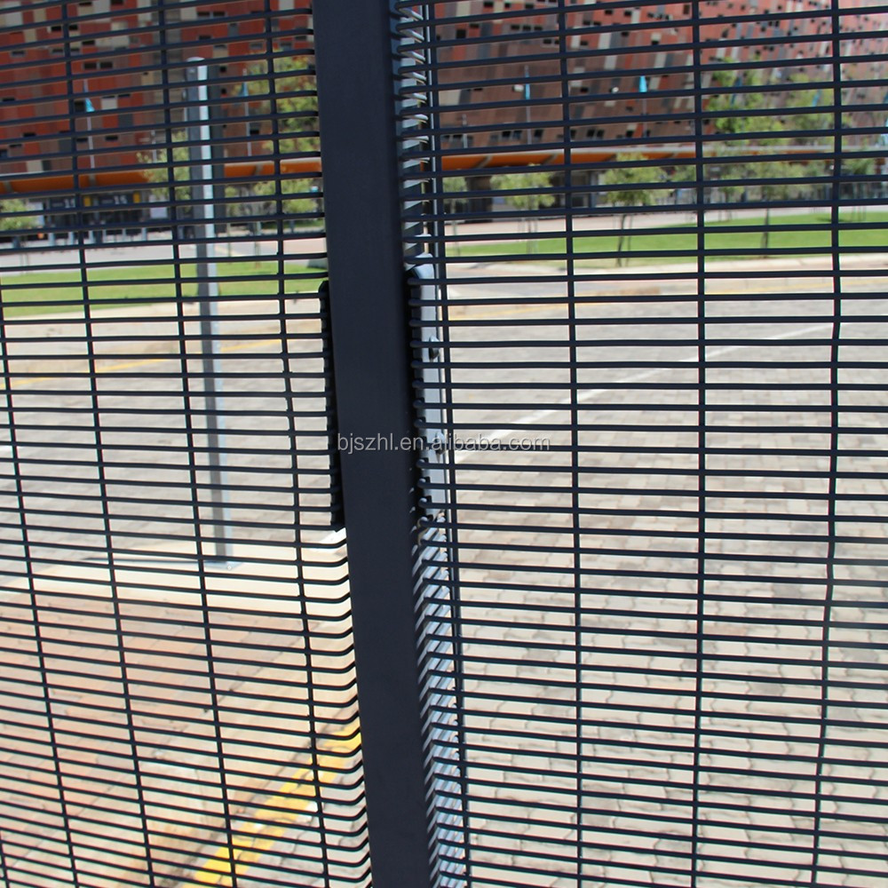 China Factory 358 Mesh Security Fencing Anti Climb Anti-cut Fence ...