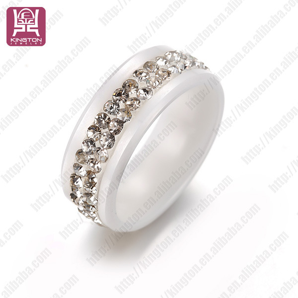 hot sell ceramic wedding rings for men - Ceramic Wedding Rings