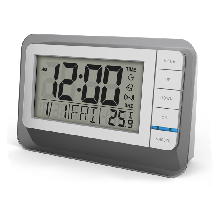 Small Calendar Table Digital Thermometer Led Desk Clock Buy Small