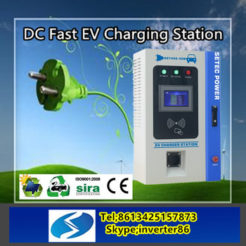 Nissan Ev Fast Charger Station For Charging At Home 20kw