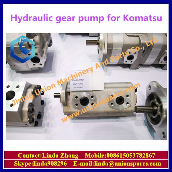 For Komatsu Wa120-3a D Wa180-3 Loader Gear Pump 705-73-30010 Hydraulic  Transmission Pump Small Pump Parts - Buy Loader Gear Pump 705-73-30010,For