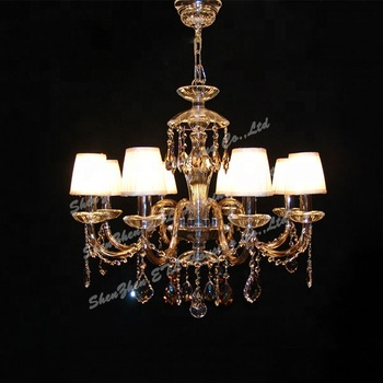 Luxury 8 Light Georgian Style Crystal Chandelier Lighting Modern Etl88016 View Etl Product Details