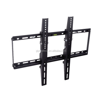 Adjustable Height Led/lcd Tv Wall Mount Tv Bracket For 32u0026quot; 65u0026quot;