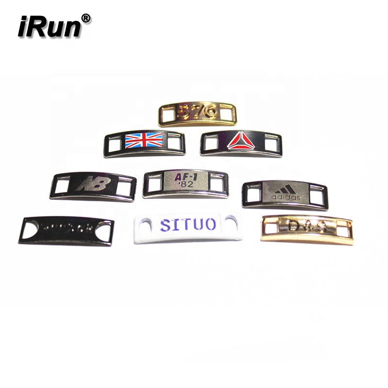 80895feff81df Irun Personalized Shoes Lace Charms Plate Tag - Printed Epoxy Dome Shoelace  Charm Tag - Accept Custom- Amazon Supplier - Buy Printed Shoelace ...