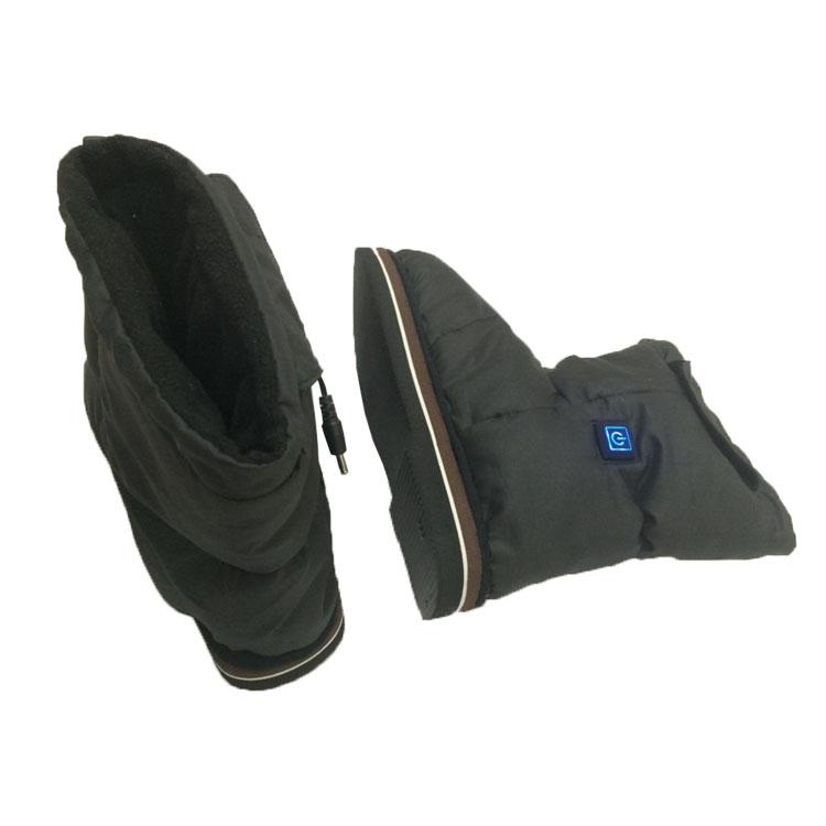 7,4 V Beheizte Boots Elektrische Snow Walking schuh spitzen Heizung Im Winter Buy Beheizten Stiefel,Schnee Walking schuh,Elektrische Heizung Schuhe