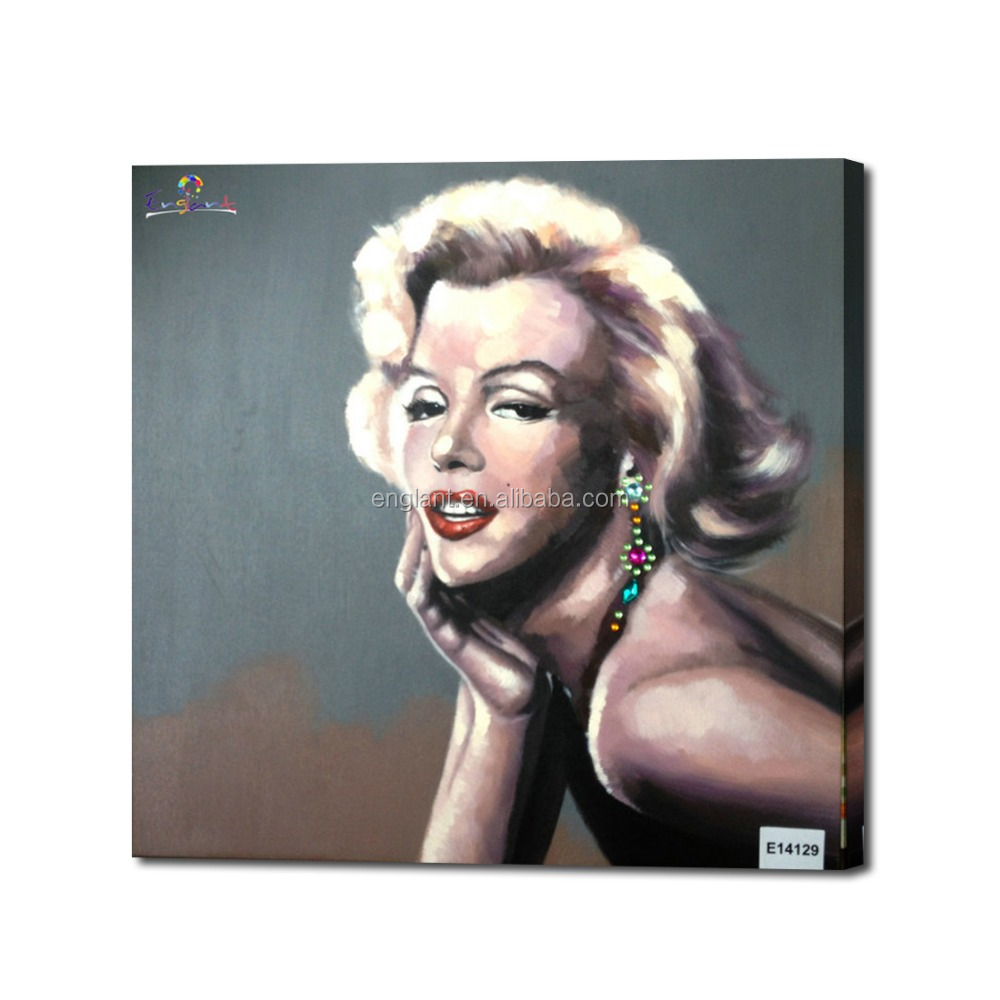 Catálogo de fabricantes de Pintura Del Arte De Marilyn Monroe de ...