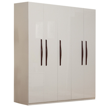 chinese factory wholesale mdf indian simple design bedroom wardrobe design