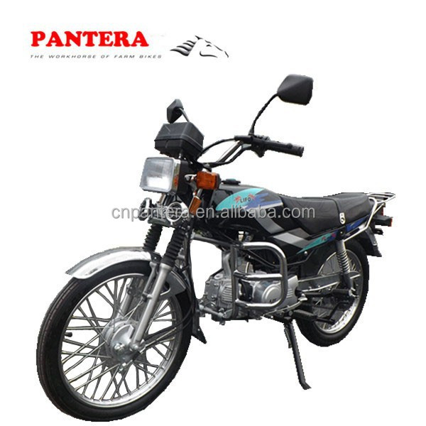 PT125-B Four-stroke Portable Hot Sale for Mozambique Market Motorcycle Auction