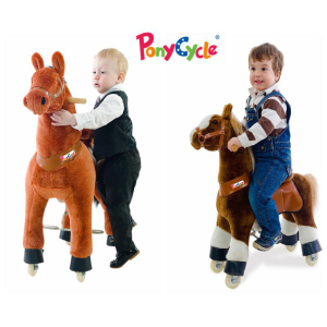 Pony cycle ride a toy rocking horses for toddlers