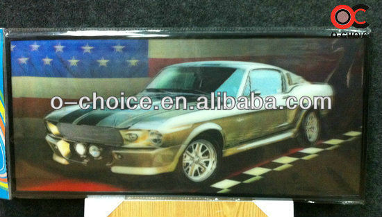 ZB-80 Decorative Beautiful Wall Hanging Car Picture