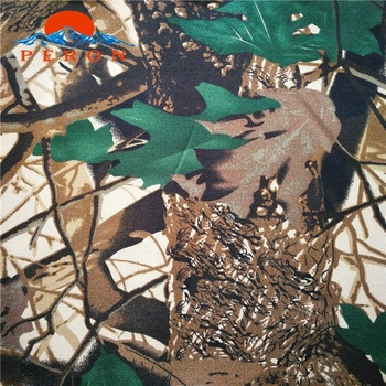 Hot sale polyester cotton real tree camo fabric for workwear uniform fabric