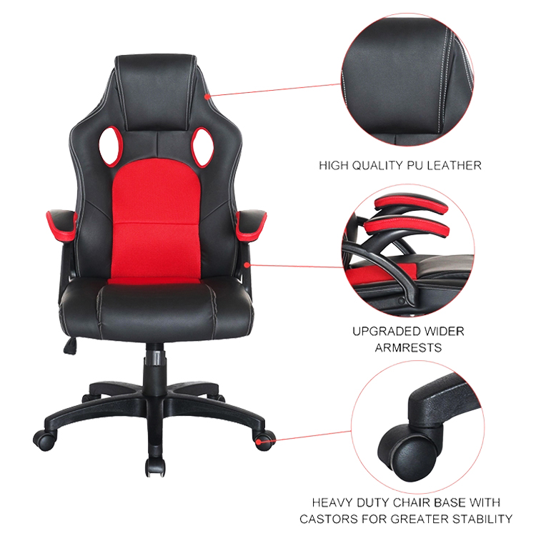 2020 neue Racing stil beheizten gamer computer stuhl racing büro gaming stuhl