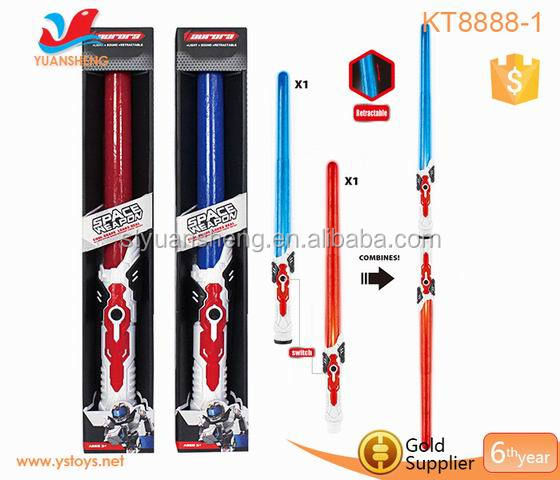 Cheap toy weapon light sword for children