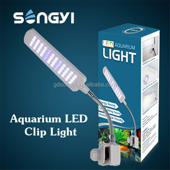 Intelligent Aquarium Led Light / Aquascaping Led Aquarium Lights