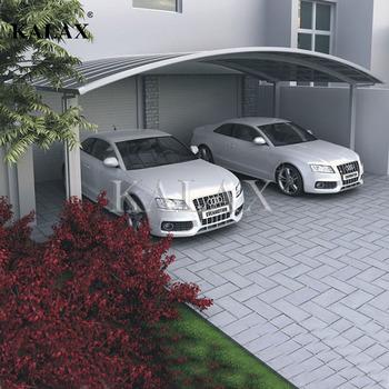 Hohe Qualitat Aluminium Doppel Carports Polycarbonat Outdoor Auto