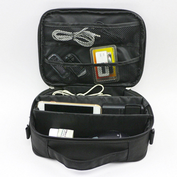 Travel Easy Portable Cable Organizer Bag