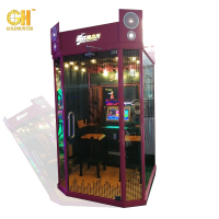 Factory Price Electronic Mini KTV System Karaoke Machine