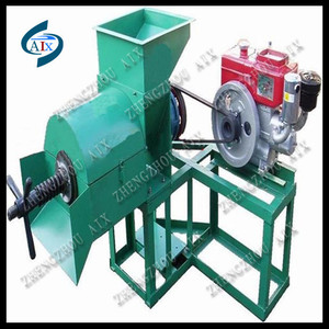Diesel engine 6 HP palm oil press machine Hot used at Africa
