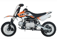 kids bike pit bike 50cc 70cc 90cc 110cc orange color CRF 50