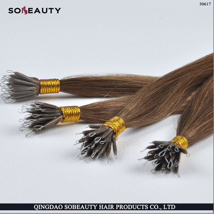 Nano Ring Hair Extensions Professional Supply Indian